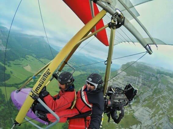 vuelo trike madrid